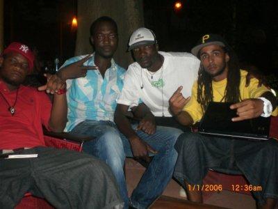 100dafrik et akacia roots (ouaga hip hop 2010)