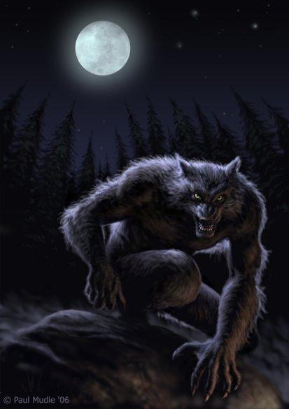 Le loup garou: