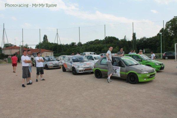 Rallye de la cote roannaise 2012 ...