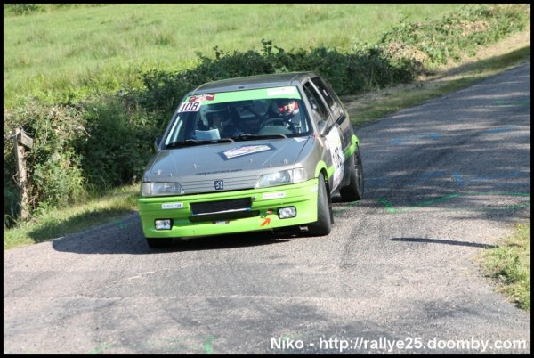 Rallye de Matour 2012