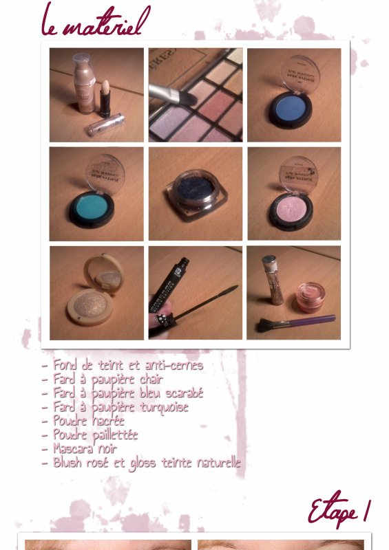 Make up For ever ! 3