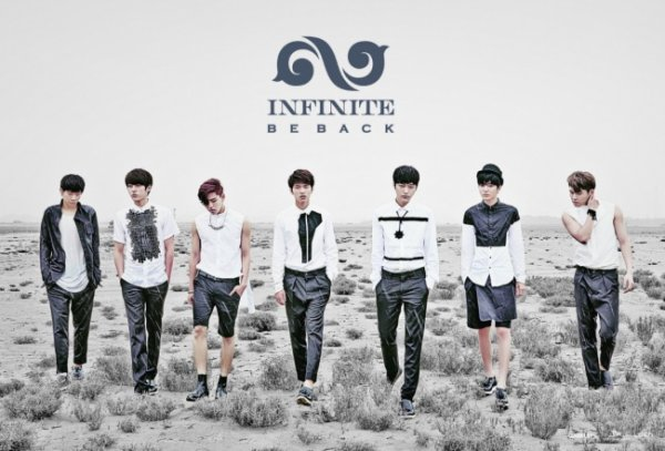 "Infinite ""Be Back"""