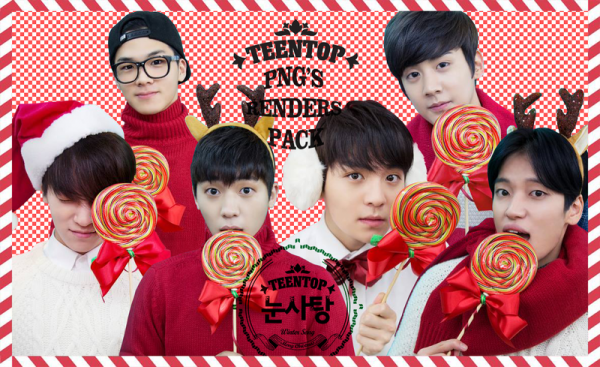 "Teen Top ""Snow Kiss"""