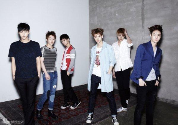 EXO-M musiques