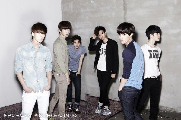 EXO-K musiques