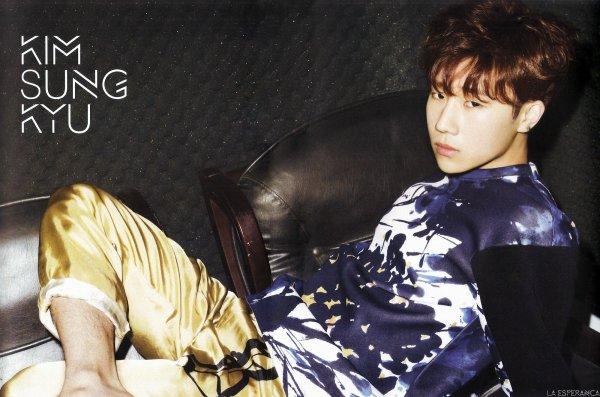 """Kim Sung Kyu """"27"""""""
