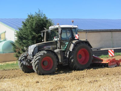 Fendt Vario 820 Black Beauty vu dans le 54 !!!!!!!!!!!!