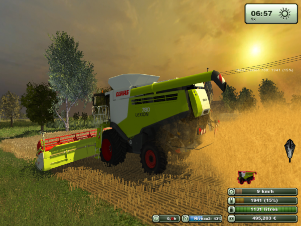 Screenshots du jeu Farming Simulator 2013