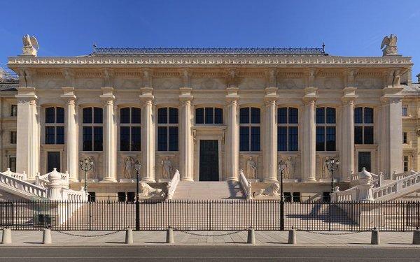 le beaus palais de justice !!!