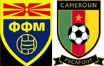 Amical: Macédoine-Cameroun (0-1)