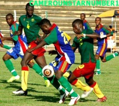 Le Cameroun a rejoint le Mali au Mondial