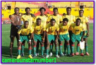 Le Cameroun en finale