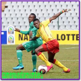 Cameroun, U-20: Salli Edgard sacré meilleur joueur de la CAN