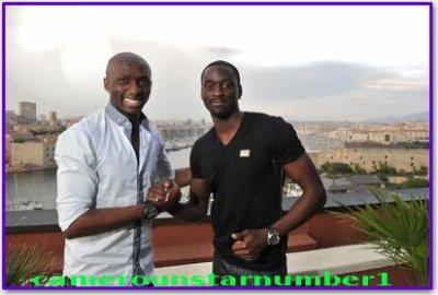 """Mbia-Tamgho, la rencontre : """"Les Camerounais, c'est la classe !"""""""