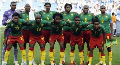 Cameroun-Mexique en amical