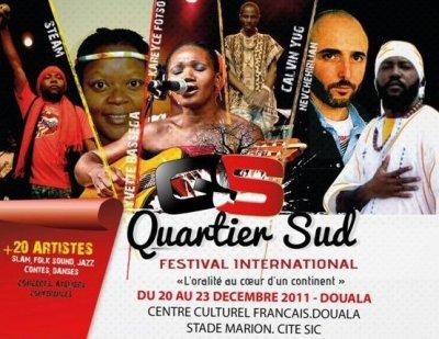 Festival Quartier Sud: Et la parole se met en scène
