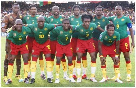 le Cameroun avec Eto'o, mais sans Kameni