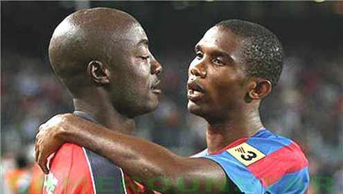 Cameroun - Achille Webo: «Ce n'est pas Samuel Eto'o qui m'impose en sélection nationale» :: Cameroon
