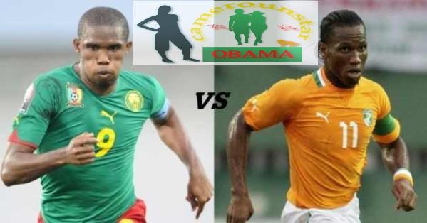 Eto'o-Drogba, duel des rois d'Afrique