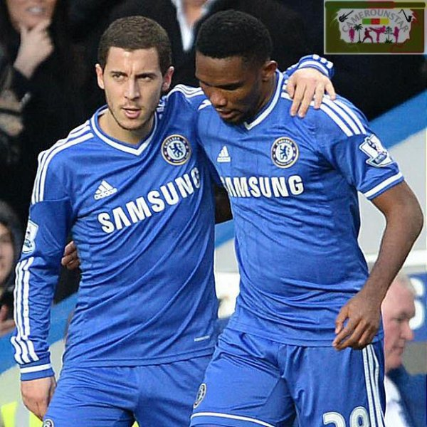 Chelsea : Les confidences d'Hazard sur l'influence d'Eto'o !