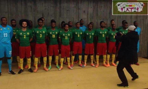 Samuel Eto'o et les autres Lions Indomptables arrivent à Yaoundé le 2 Juin et au Brésil le 08 juin 2014