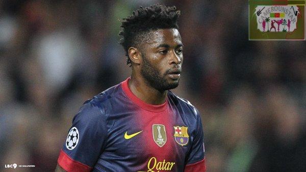 Barça : Le départ d'Alex Song sous conditions allégées
