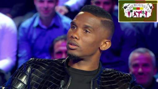 Samuel Eto'o écoute Koffi Olomide