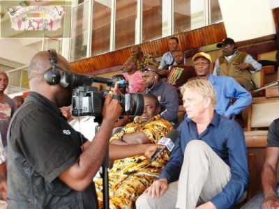 Volker Finke : « j'ai fait un travail très sérieux ici au Cameroun »