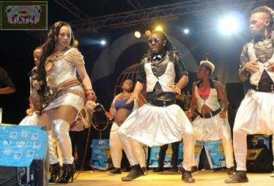 Lady ponce fait bouger Abidjan !