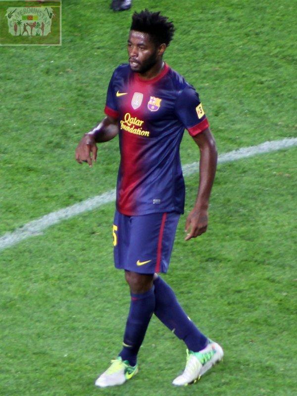 Liga : Stéphane Mbia buteur, deux minutes de jeu pour Alex Song