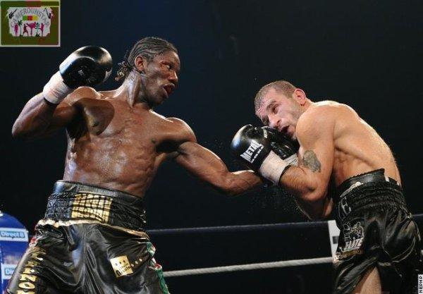Nécrologie: Le boxeur franco-camerounais Hassan N'Dam a perdu son père