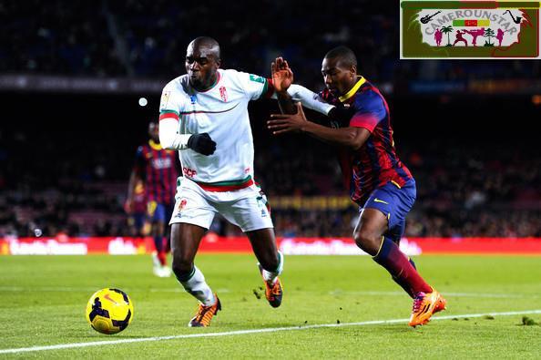 Espagne : Nyom trop fort pour Neymar, Song et le Barça