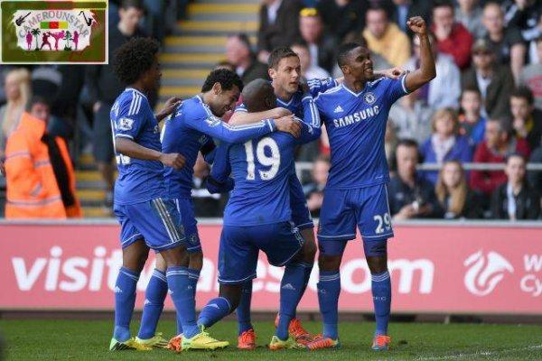 Premier League : Eto'o et Chelsea enchaînent