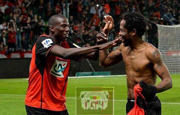 Coupe de France : Rennes en finale, Makoun buteur