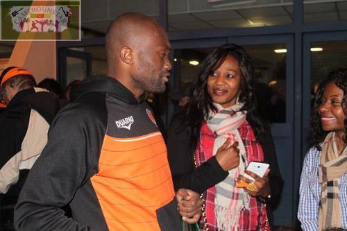 Rencontre avec Christian Bekamenga, le meilleur buteur de ligue 2 française