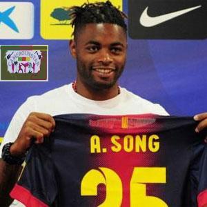 Cameroun - FC Barcelone : Alexandre Song, la grosse désillusion.