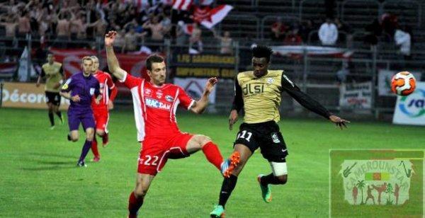 France, Ligue 2 : Coup double pour Moukandjo