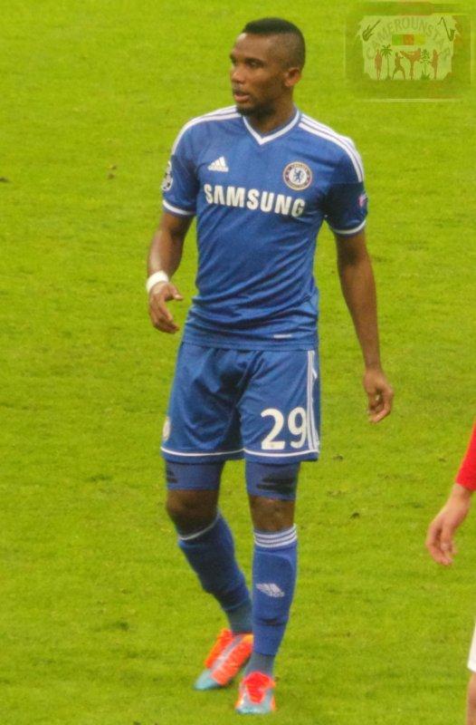 Samuel Eto'o vers Tottenham ?