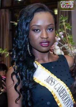 Miss Cameroun 2014: L'élue vient de la diaspora