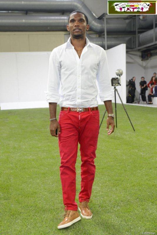 Samuel Eto'o  proposé à Monaco