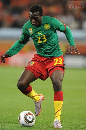 Vincent Aboubakar serait dans le viseur de l'AS Monaco