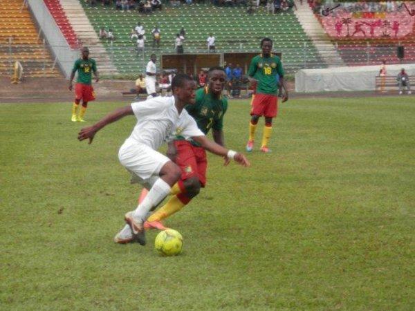 CAN U20 : Le Cameroun hypothèque sa qualification face à l'Afrique du Sud (1-1)