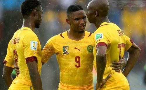 RDC – Cameroun : sans Eto'o, Makoun et Mbia ?
