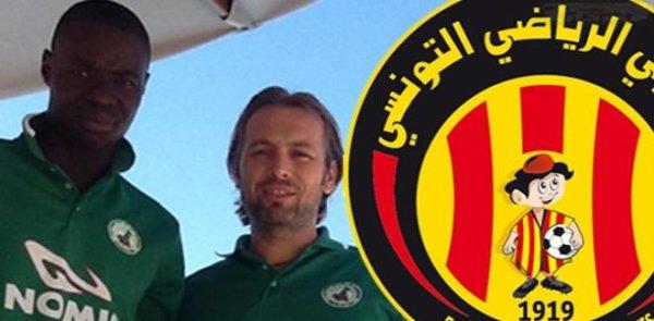Le Camerounais Aminou Bouba (CSC) quitte l'Algérie