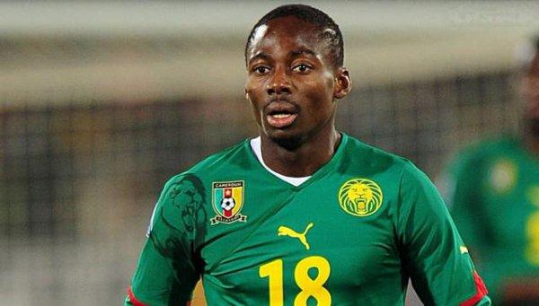 Eyong Enoh signe au Standard pour deux saisons