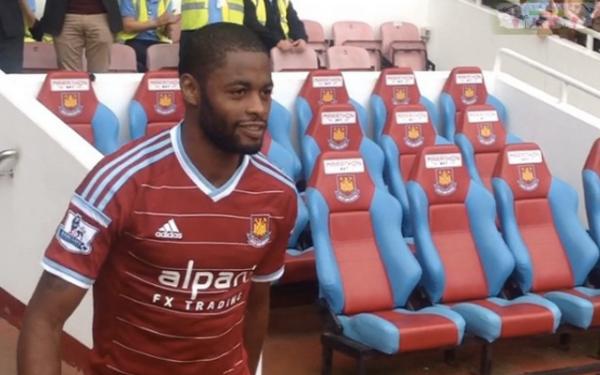 Transfert: Alexandre Song retourne en Angleterre sous les couleurs de West Ham. Retrouvailles sur le terrain avec Samuel Eto'o le 08 novembre 2014