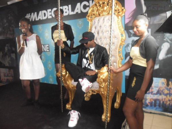 Guinness Made Of Black : Stanley Enow et Valérie Ayena, grands ambassadeurs