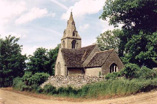 Une église...