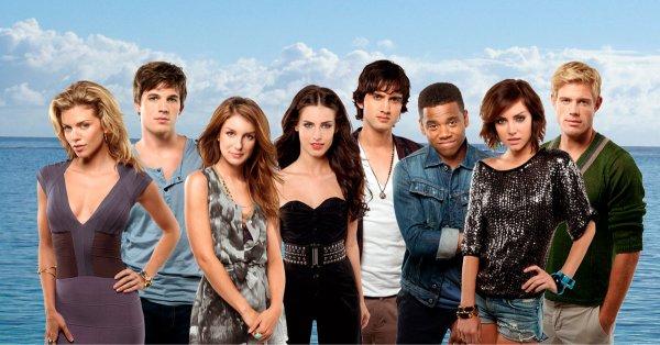 L'HISTOIRE DE 90210 BEVERLY HILLS - NOUVELLE GENERATION