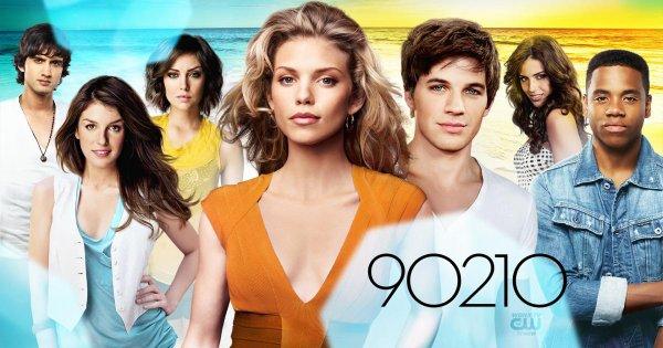LES PERSONNAGES PRINCIPAUX DE 90210